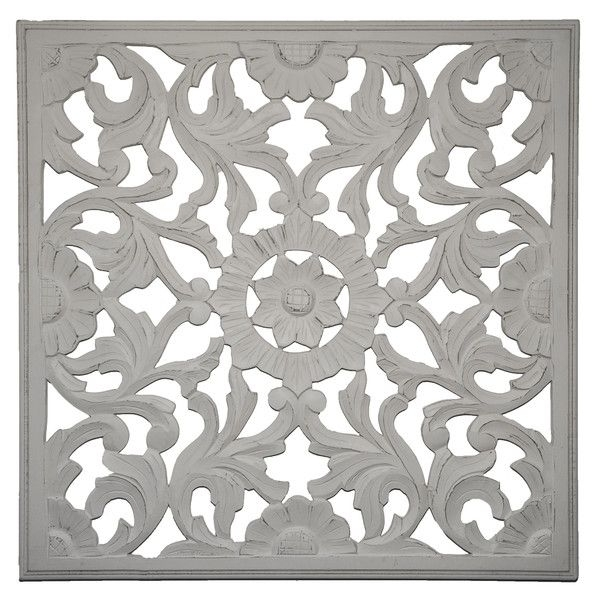 Astoria Grand Handcrafted Medallion Wall Décor & Reviews | Wayfair With Regard To Wayfair Wall Art (Image 1 of 10)