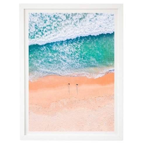 Beach & Ocean Framed Wall Art | Temple & Webster For Ocean Wall Art (Photo 10 of 10)