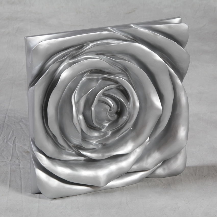 Beautiful Silver Metal Wall Art : Andrews Living Arts – Very Good With Regard To Silver Metal Wall Art (Image 2 of 10)