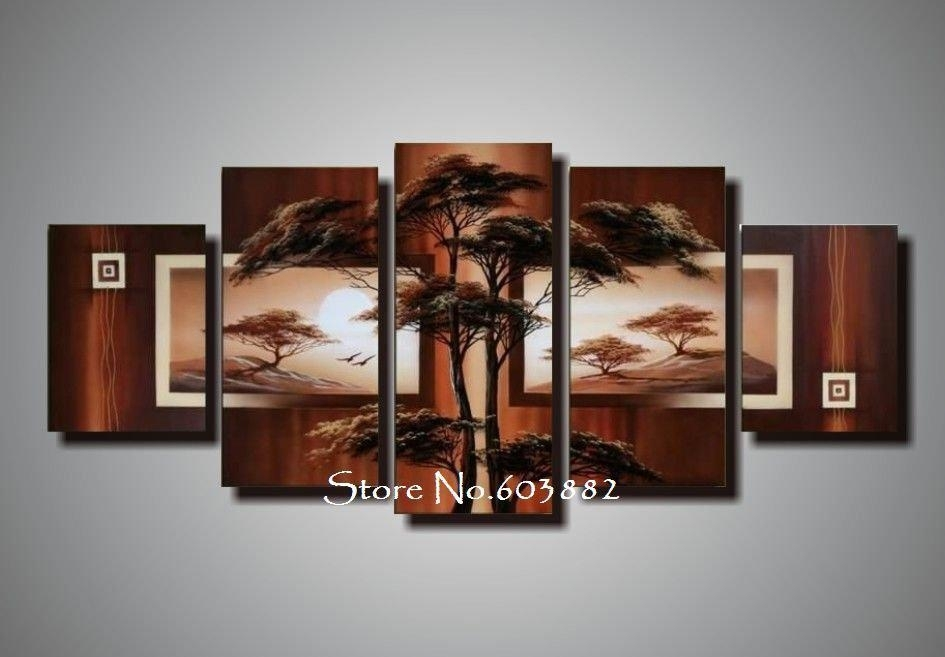 Featured Image of 5 Piece Wall Art Canvas