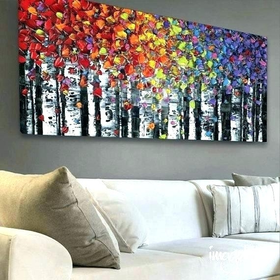 Big Canvas Com Large Canvas Abstract Art Large Abstract Canvas Art With Regard To Large Wall Art (View 8 of 10)