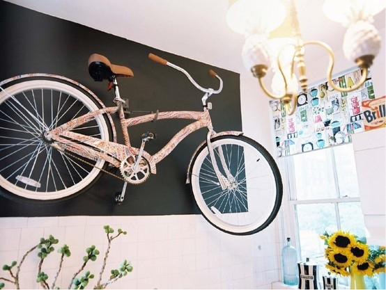 Bike As Wall Art – Cyclestyle Australia – Clothing & Accessories For With Bicycle Wall Art (View 8 of 10)