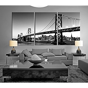 Bkn Luxury San Francisco Wall Art – Wall Decoration Ideas Pertaining To San Francisco Wall Art (Image 2 of 10)