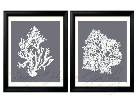 Black And White Wall Shining Grey And White Wall Art Small Home For Grey And White Wall Art (Image 2 of 10)
