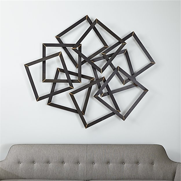 Black Metal Wall Art Fresh Black Metal Wall Art – Wall Decoration Ideas With Regard To Black Metal Wall Art (Image 3 of 10)
