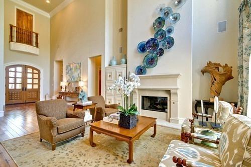 Blown Glass Wall Art Decor – Chaincuttersunion Pertaining To Blown Glass Wall Art (View 7 of 10)