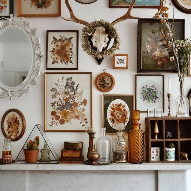 Bohemian Wall Art Art Decor And Interior Image On We Heart It In Bohemian Wall Art (Image 2 of 10)