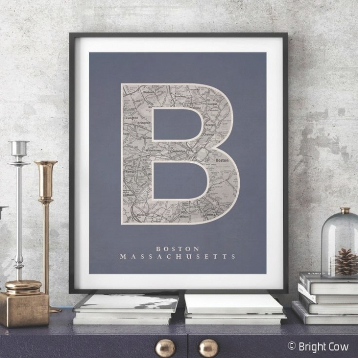 Featured Image of Boston Wall Art