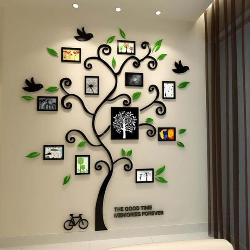Buy Life Tree Acrylic Wall Art At | Elifor (View 5 of 10)
