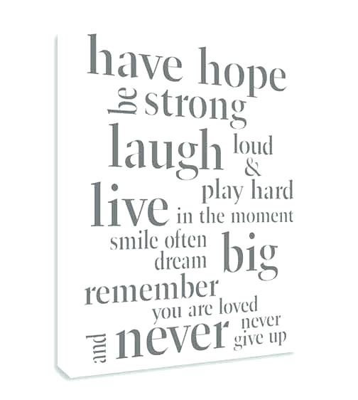 Canvas Wall Art Quotes Canvas Wall Art Quotes 2 Inspirational Quote Within Inspirational Wall Art Canvas (Image 2 of 10)