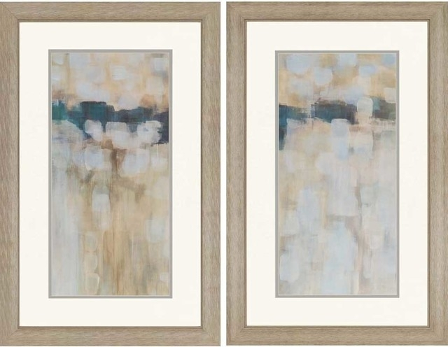 """Carbon Neutral Artwork, Set Of 2, 24""""x38"""" – Contemporary – Prints Throughout Set Of 2 Framed Wall Art (Image 2 of 10)"""