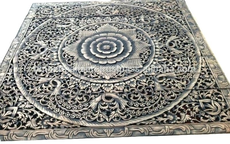 Carving Wall Art Carved Wood Panels Wall Art Buy Wood Wood Carving Inside Wood Carved Wall Art (Image 7 of 10)
