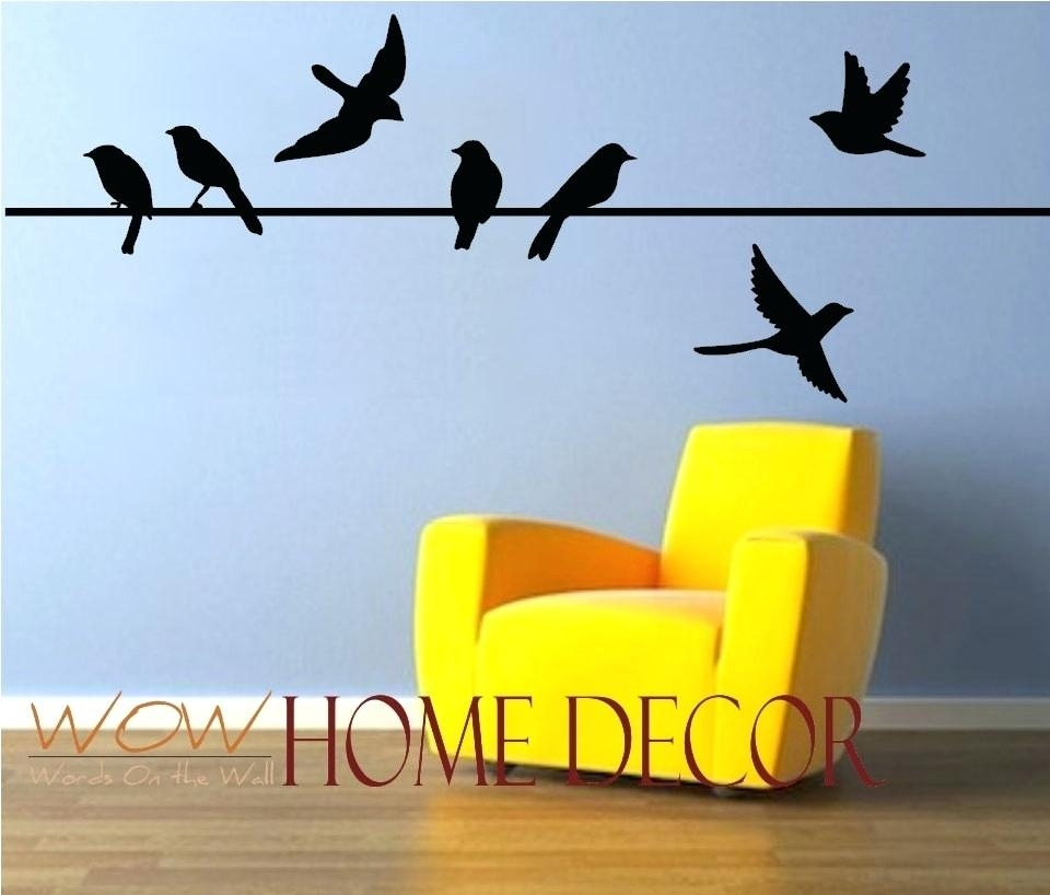 Ceramic Bird Wall Art Funky Ceramic Birds Wall Decor Ensign Wall Art With Regard To Bird Wall Art (Image 5 of 10)