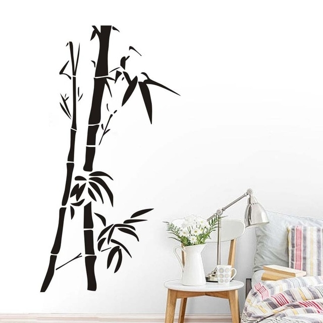 Featured Image of Bamboo Wall Art