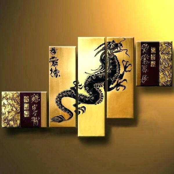Chinese Wall Decor Best And Art Images On Oriental Metal Wall Art With Chinese Wall Art (Image 5 of 10)
