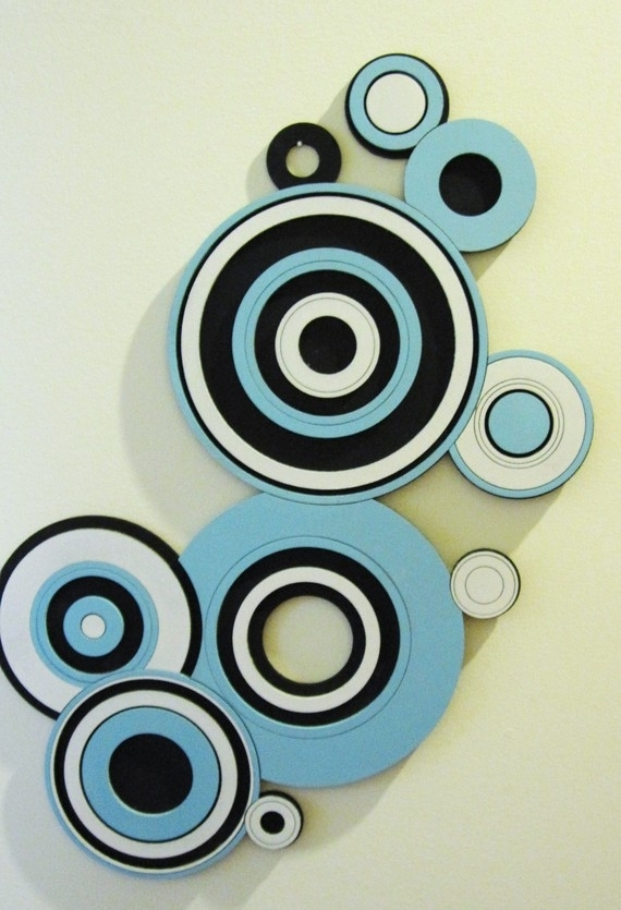 Circle Wall Art New Circle Wall Art – Wall Decoration Ideas Throughout Circle Wall Art (Image 3 of 10)