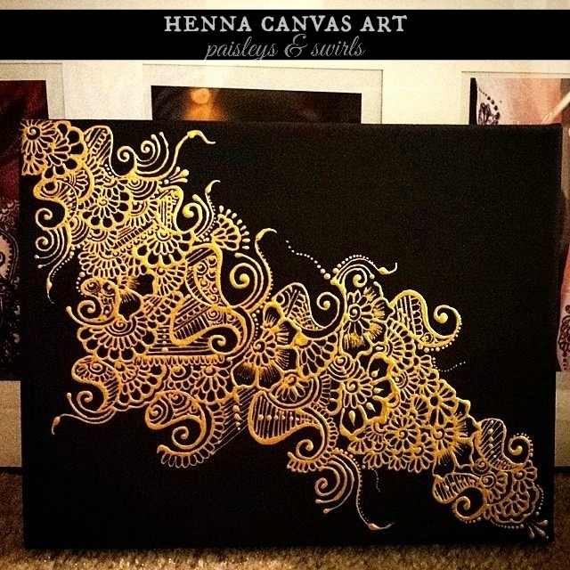 Craftionary For Henna Wall Art (Image 4 of 10)