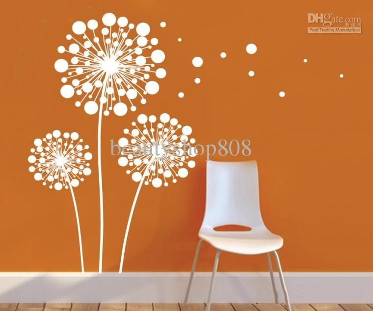 Decorative Wall Paper Art Sticker Environmetal Wall Sticker Art Within Wall Sticker Art (Photo 6 of 10)
