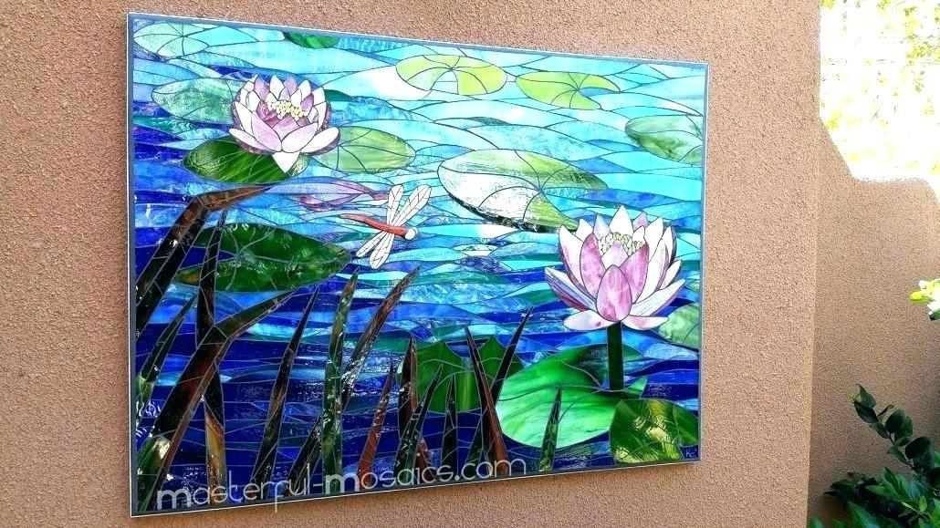 Diy Mosaic Wall Art Mosaic Tile Wall Art Large Mosaic Wall Art Large In Mosaic Wall Art (Image 3 of 10)