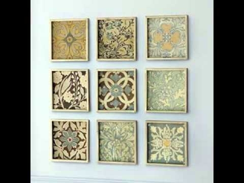 Diy Wall Art Projects – Youtube For Diy Wall Art Projects (Image 10 of 10)