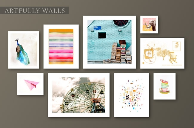 Fab Freebie: Artfully Yours | Young House Love Regarding Artfully Walls (Image 7 of 10)