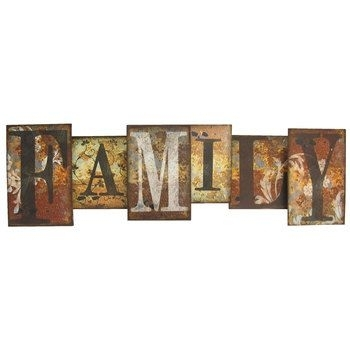 Family Metal Wall Art | Decor | Pinterest | Metal Wall Art, Metal With Regard To Family Metal Wall Art (Image 3 of 10)