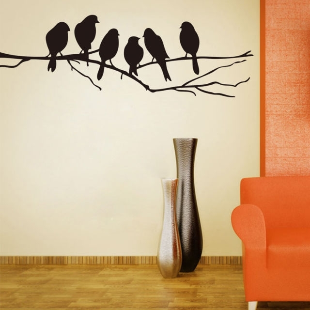 Family Quote Removable Wall Sticker Art Vinyl Decal Mural Home Pertaining To Wall Sticker Art (Image 3 of 10)