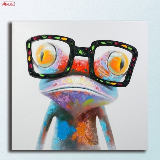Featured Image of Gecko Canvas Wall Art