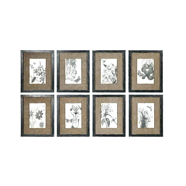 Framed Wall Art Sets – Grupolt (View 7 of 10)