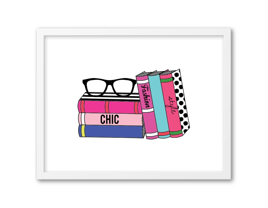 Free Printable Fashion Chic Wall Art Pertaining To Free Printable Wall Art Decors (View 10 of 10)