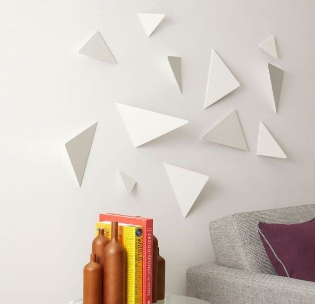 Geometric Wall Art : Geometric Wall Art Inside Geometric Wall Art (Image 3 of 10)