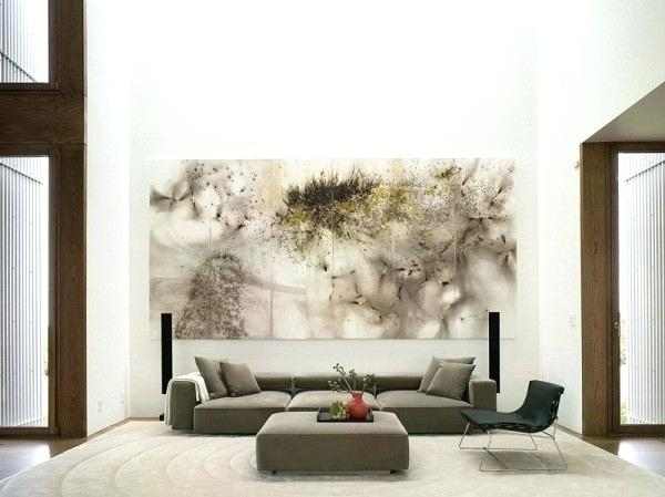 Giant Wall Art Wonderful Design Giant Wall Art Home Ideas Designs Inside Giant Wall Art (Image 6 of 10)