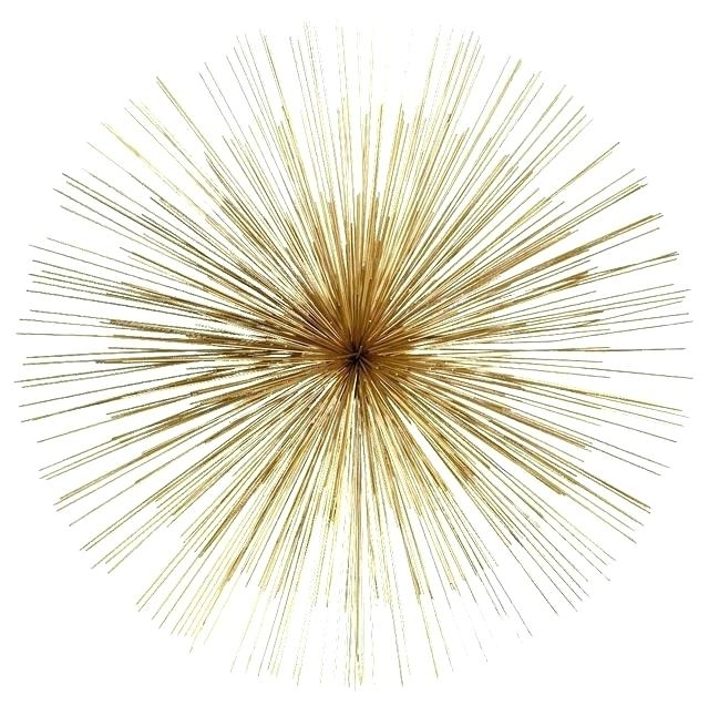 Gold Starburst Wall Decor Gold Sunburst Wall Decor Sunburst Wall Art With Starburst Wall Art (View 10 of 10)