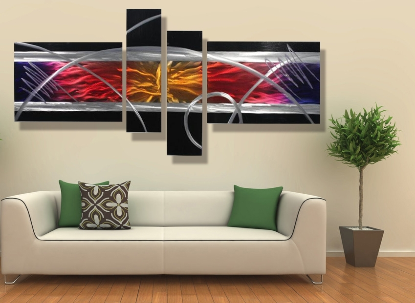 Great Ideas Contemporary Wall Art Decor | Jeffsbakery Basement With Contemporary Wall Art Decors (Photo 3 of 10)