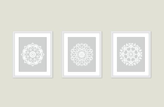 Grey Wall Art Elegant Wall Art Grey – Wall Decoration Ideas Intended For Grey Wall Art (Photo 4 of 10)