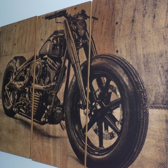 Har Fabulous Harley Davidson Wall Art – Wall Decoration And Wall Art Throughout Harley Davidson Wall Art (Image 1 of 10)