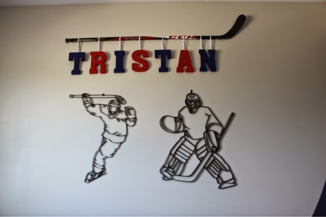 Home Decor And Decorating Idea – Elitflat With Hockey Wall Art (Image 7 of 10)