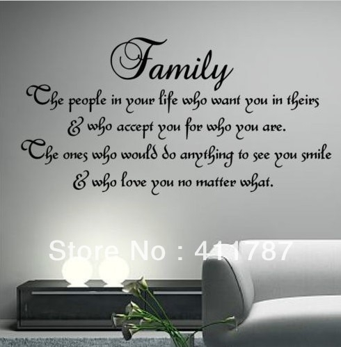 Home Decor Free Shipping Home Decor Family Inspirational Wall Art Within Inspirational Wall Art (Image 4 of 10)