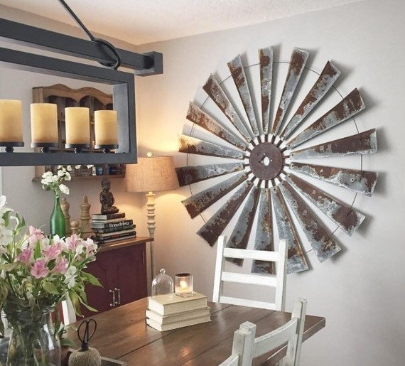 Featured Image of Windmill Wall Art