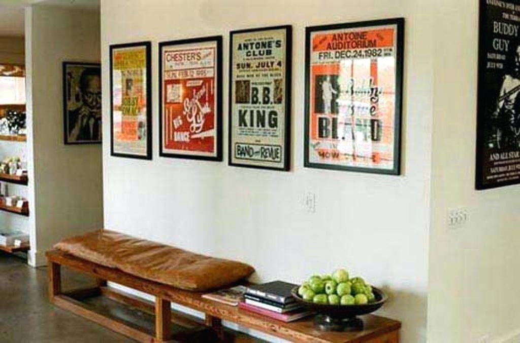 Inexpensive Wall Decor From Thrift Store Frames Bedroom Decorating Ideas In Inexpensive Wall Art (Image 8 of 10)