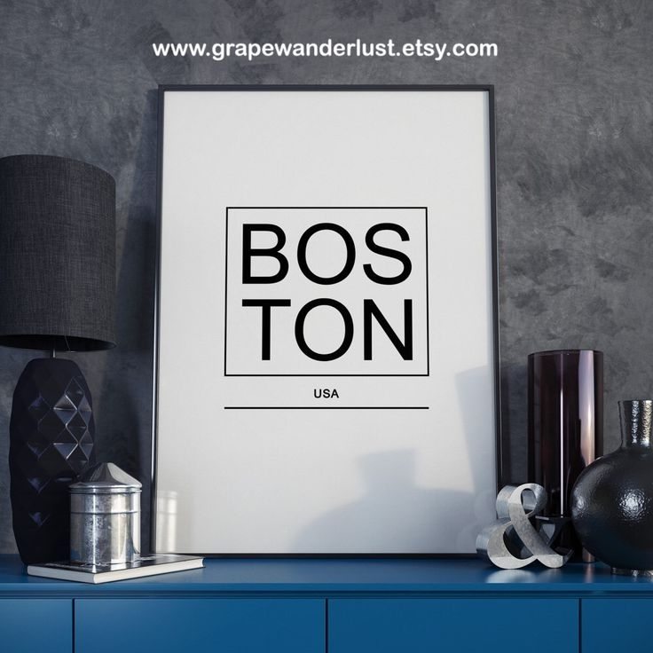 Innovative Decoration Bo Elegant Boston Wall Art – Wall Decoration Ideas Pertaining To Boston Wall Art (View 10 of 10)