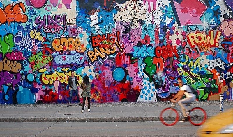 Featured Image of Graffiti Wall Art