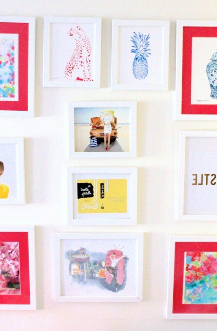 Kate Spade Wall Art Impressive Kate Spade Wall Art Best Office Chair For Kate Spade Wall Art (Image 10 of 10)