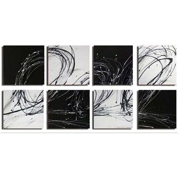 Large Black And White Canvas Wall Art Pertaining To Black And White Large Canvas Wall Art (Image 8 of 10)