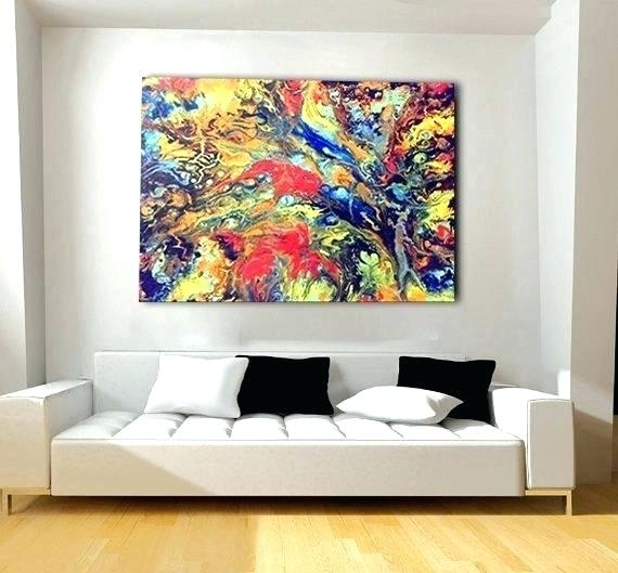 Large Framed Wall Art Charming Living Room Framed Art Framed Artwork In Large Framed Canvas Wall Art (Photo 6 of 10)