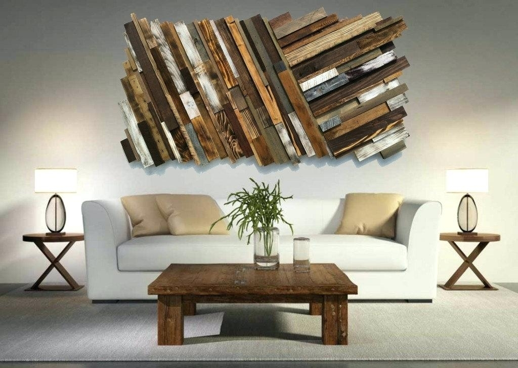 Large Unique Wall Art Large Rustic Wall Art Hdp Home Design Products With Regard To Large Rustic Wall Art (Image 7 of 10)