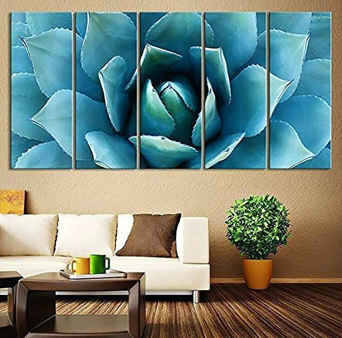 Large Wall Prints Room Makeover Large Wall Art Under Large Canvas In Oversized Teal Canvas Wall Art (Image 4 of 10)