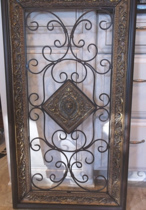Featured Image of Wrought Iron Wall Art