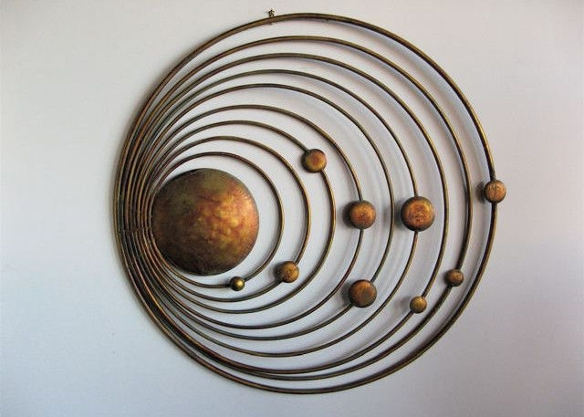 Laser Cut Contemporary Metal Wall Art Sculpture For Modern Home Intended For Contemporary Metal Wall Art (Photo 9 of 10)