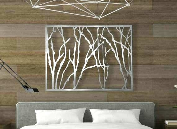 Laser Cut Metal Wall Art Wall Metal Arts Metal Art Decor Outdoor Throughout Decorative Wall Art (Image 7 of 10)
